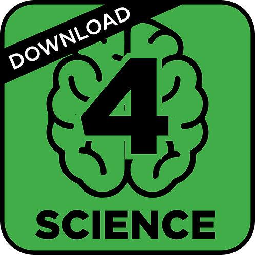 4th Grade Science