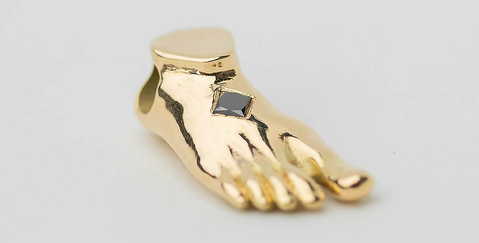 Gold Foot