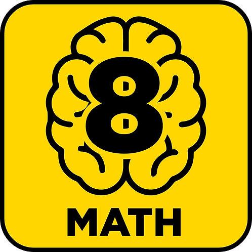 8th Grade - MATH