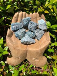 Blue Apatite – Large