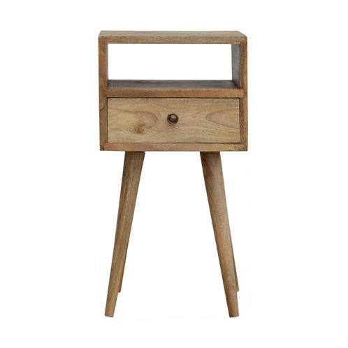 Mini Oak-ish bedside Table