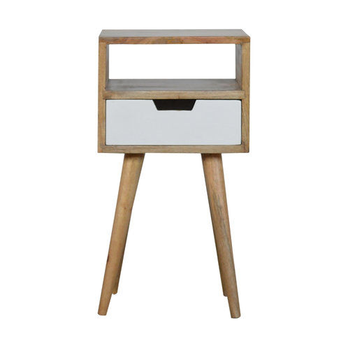 Mini Hand Painted Bedside Table