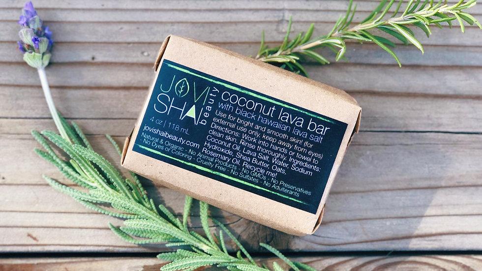 Coconut Lava Bar Soap