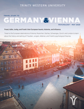 Travel Study 2020 - Germany & Vienna