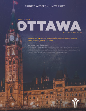 Travel Study 2020 - Ottawa