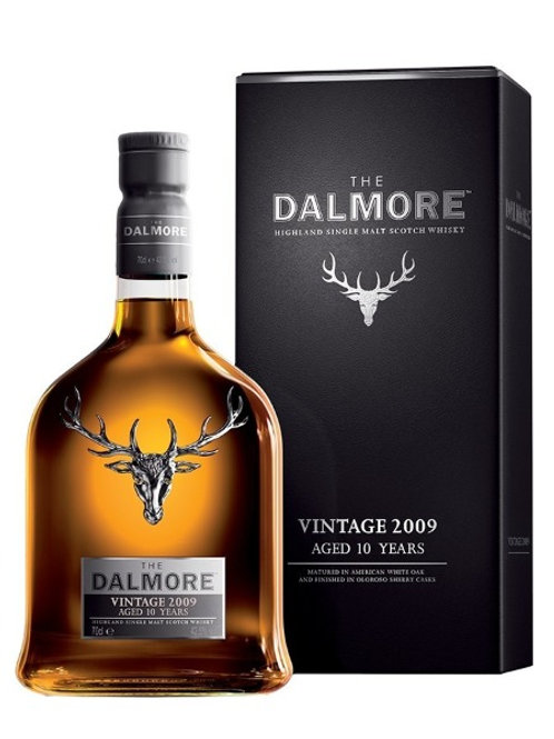 Whisky DALMORE 2009 Vintage Sherry Finish 42,5%