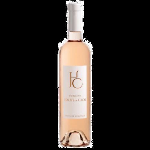 Domaine Haut du Clos rosé provence
