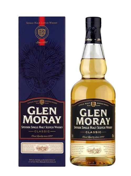 Whisky GLEN MORAY Classic 40%