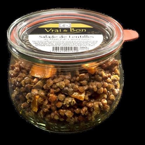Salade de Lentilles au Magret fumé - 350g