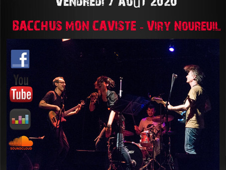 Concert ROCK Vendredi 7 Août 19h-21h