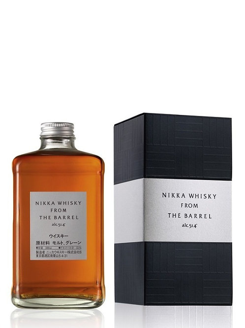 WHISKY NIKKA From the Barrel 51,4%