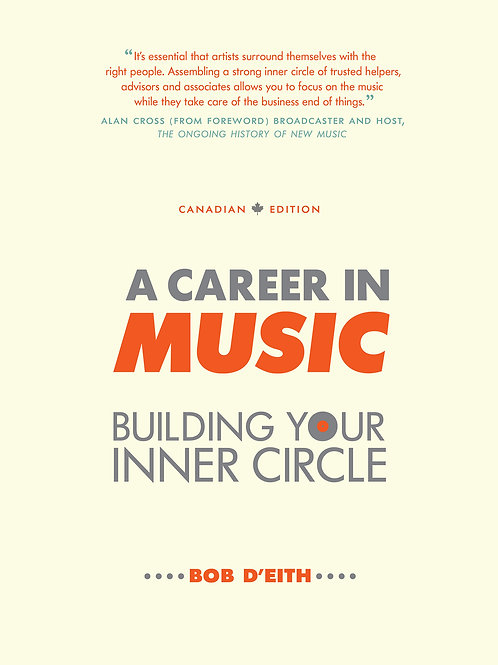 A Career in Music: building your inner circle