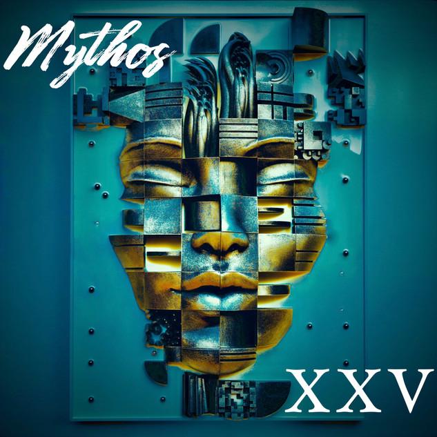 Mythos XXV Album Cover