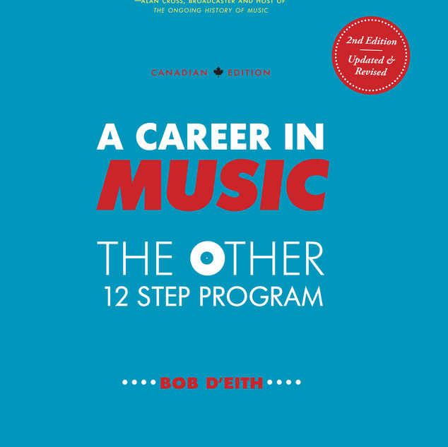 A Career in Music - Bob D'Eith