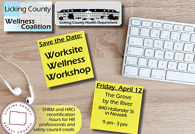 013119 Save the Date - Worksite Wellness