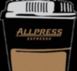 Allpress Espresso Cup