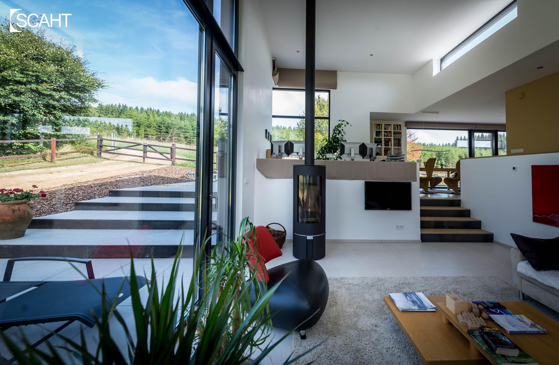 Maison unifamiliale (BE)