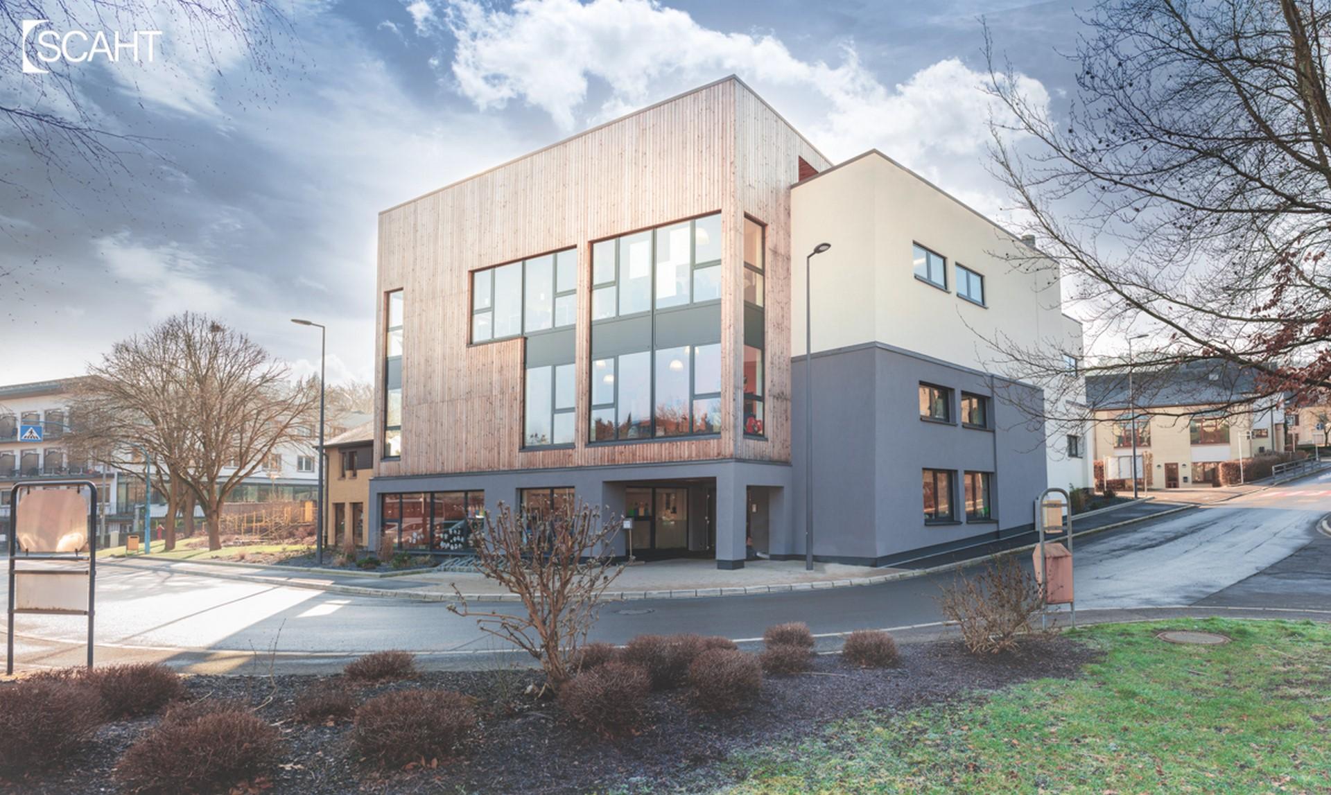 Ecole préscolaire, Wiltz (LU)