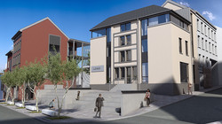 Revitalisation urbaine Verviers (BE)