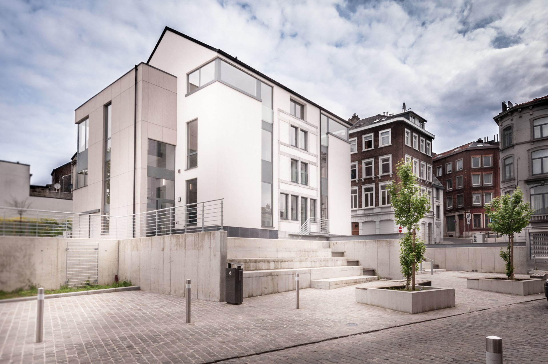 Revitalisation urbaine Verviers (BE)