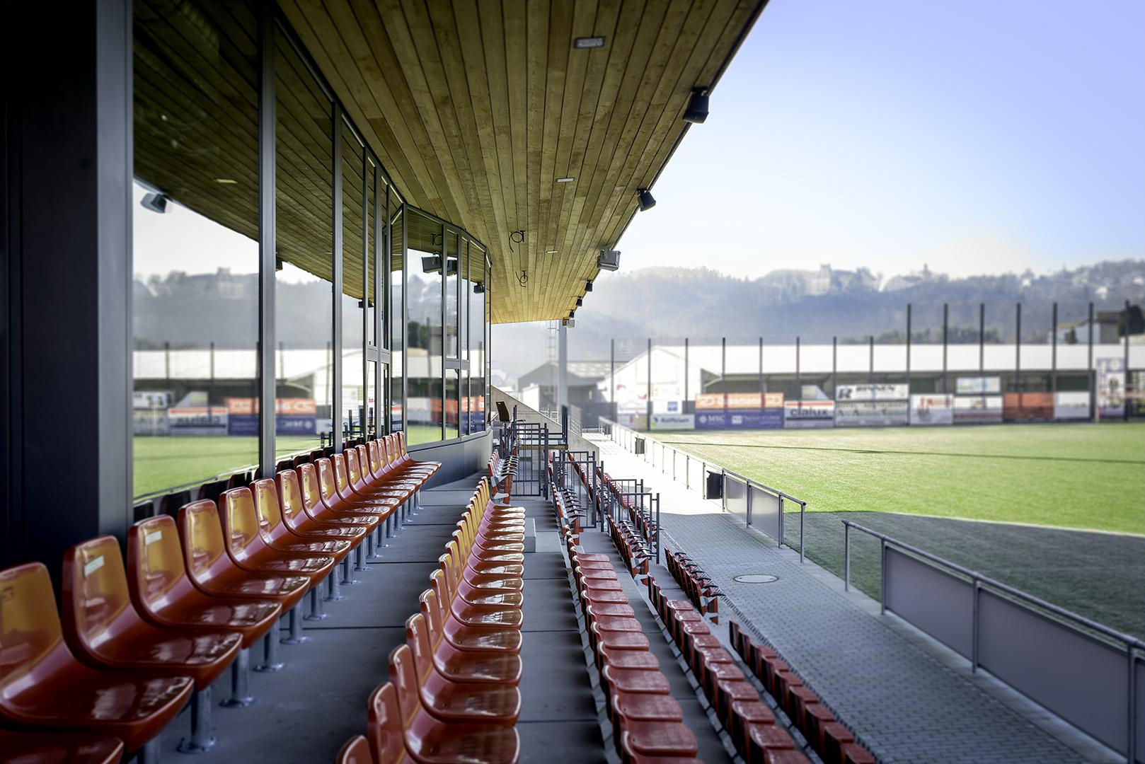 Centre sportif Weidingen (LU)