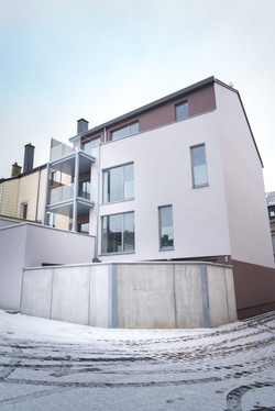 Immeuble, Arlon (BE)