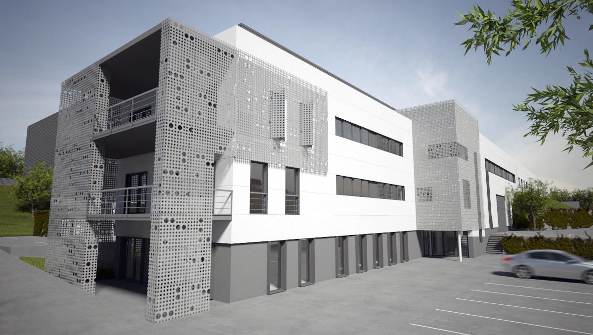 Hall industriel (LU)