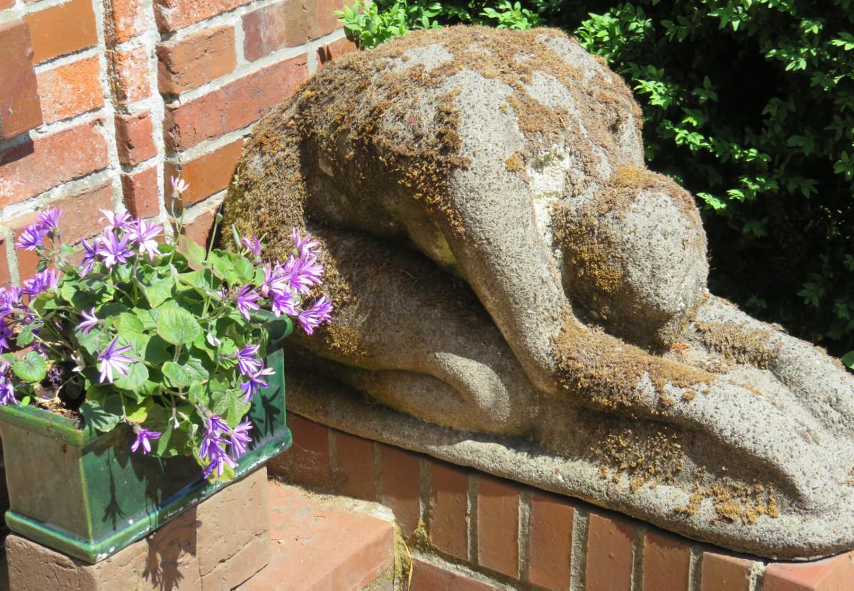 Bossard Skulptur
