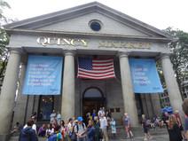 Quincy Market, Markt für Essen und Trinken