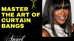 How to Master The Art Of Curtain Bangs