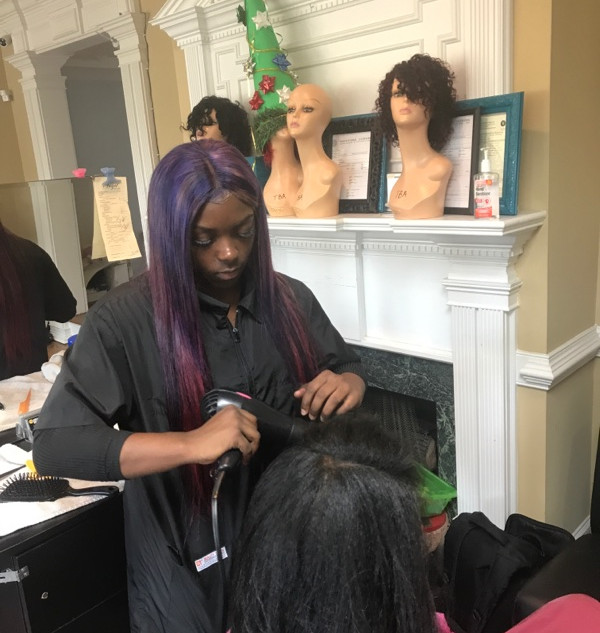 TBA Beauty School And Salon