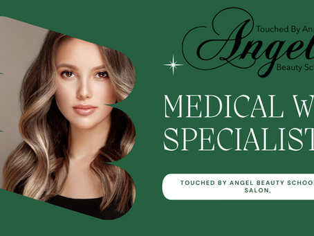 Medical wig specialists, TBA School and Salon,