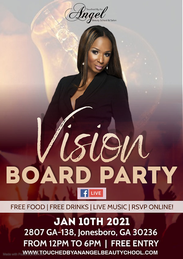 Copy of vision sunday - Made with Poster