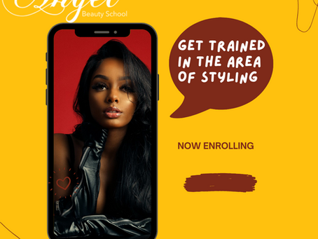 GET TRAINED IN THE AREA OF STYLING WITH A HAIRCUT COURSE