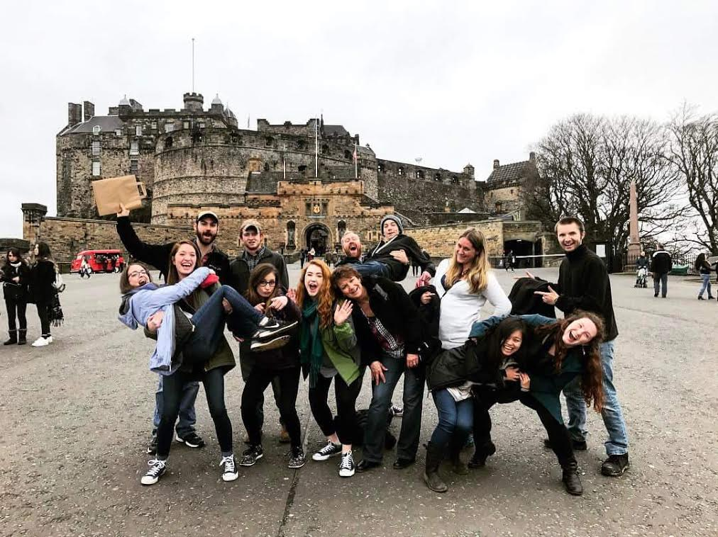 England Mission Trip