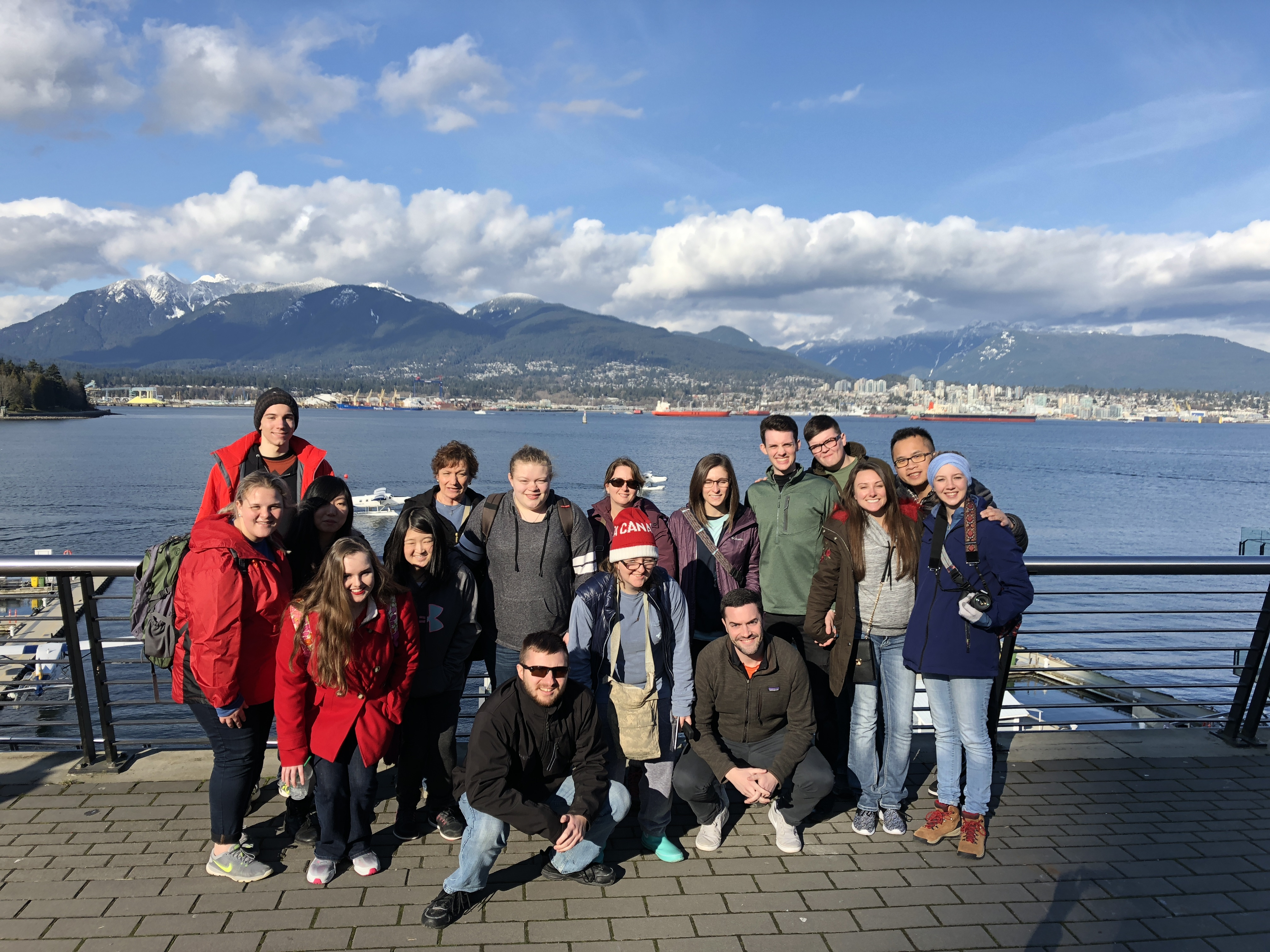 Vancouver Team