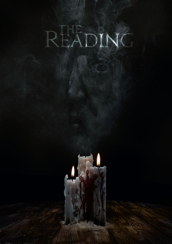 The Reading Poster - creepyduckdesign -