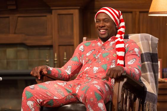 Host Eddie Jackson in pajamas.jpg