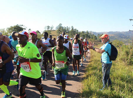 A NEW PERSPECTIVE ON THE COMRADES MARATHON