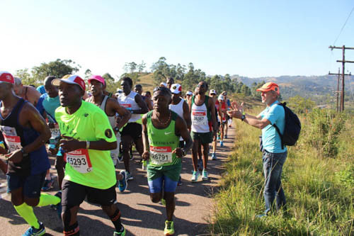 Inchanga - Comrades Marathon route