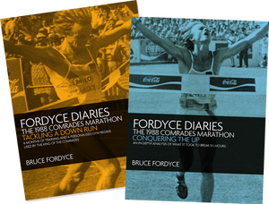 Bruce Fordyce training Diaries