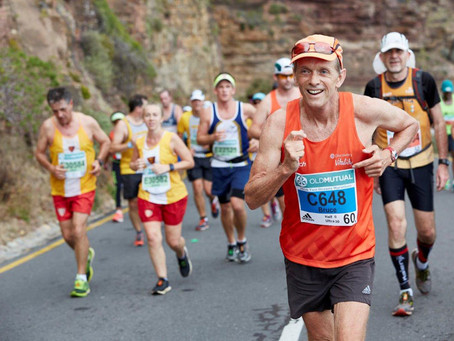 THIS YEARS'S OLD MUTUAL TWO OCEANS MARATHON WAS ONE OF MY MOST IMPORTANT JOURNEYS YET.