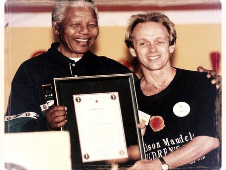 #MandelaDay100