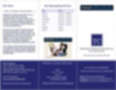 Brochure Treasury Consulting  en Englais
