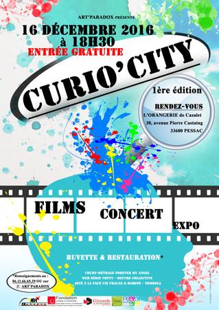 Évènement Curio'City