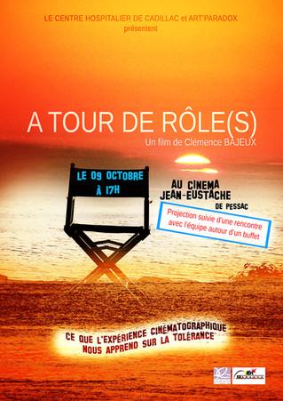 Projection A Tour de Rôle(s)