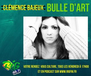 Clémence BAJEUX - Podcast RIG (Radio Iguanodon Gironde)