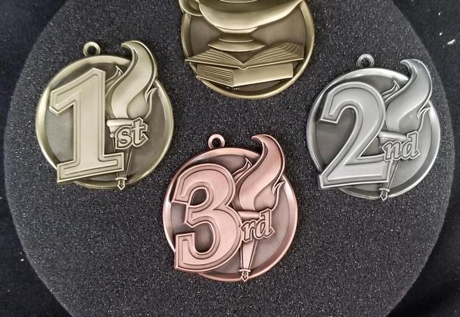 New Medals