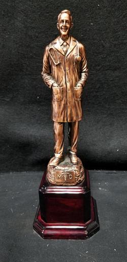 MD Resin Trophy