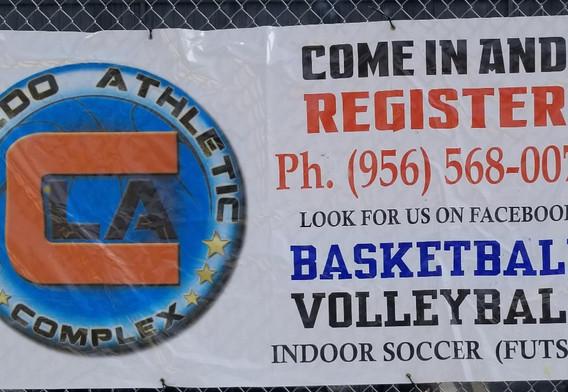 Laredo Athletic Complex
